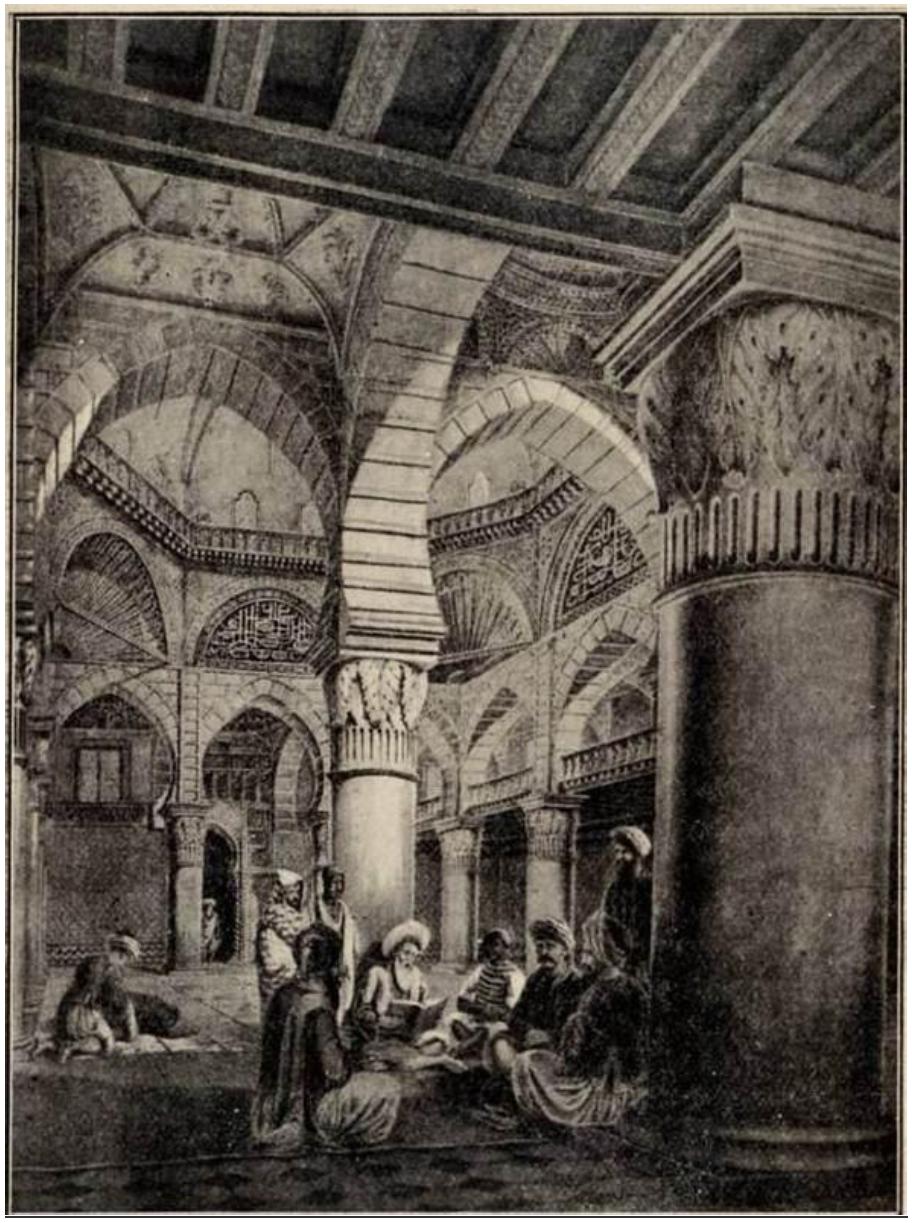 Babzman information historique et socioculturelle sur l for Interieur algerien