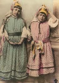 fillettes juives