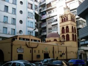 mosquée oran