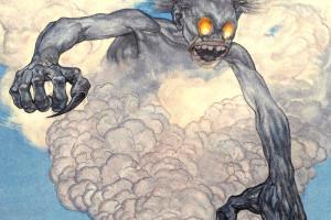příšera-démon-monstrum-emoce-džin